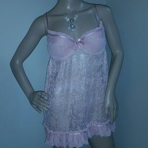Victoria's Secret Sexy Little Things negligee 36C